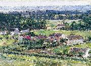 Theodore Robinson Giverny oil painting reproduction