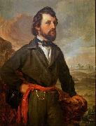 William Smith Jewett John Charles Fremont oil painting artist