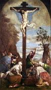Jacopo Bassano The Crucifixion oil painting