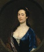 Joseph Highmore Portrait of an Unidentified Lady oil painting artist