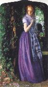 Arthur Hughes April Love oil painting picture wholesale