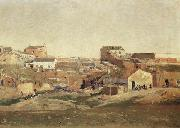 Aureliano De Beruete Y Moret The Outskirts of Madrid oil painting picture wholesale