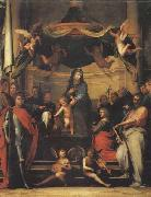 BARTOLOMEO, Fra The Mystic Marriage of St.Catherine oil painting picture wholesale