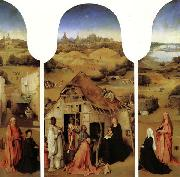 BOSCH, Hieronymus The Adoration of the Magi oil painting picture wholesale