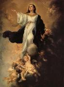 Bartolome Esteban Murillo The Assumption of the Virgin oil painting picture wholesale