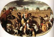 Bernardo Strozzi The Portrait of the Wedding Guest oil painting picture wholesale