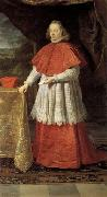 CRAYER, Gaspard de The Cardinal Infante Ferdinand of Austris oil