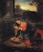 Correggio The Adoration of the Child oil painting picture wholesale