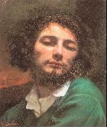 Courbet, Gustave Self-Portrait (Man with a Pipe) oil painting picture wholesale