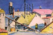Dickinson, Preston Factories oil