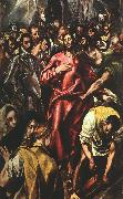 El Greco The Disrobing of Christ oil painting picture wholesale