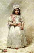Elizabeth Lyman Boott Duveneck Little Lady Blanche oil painting picture wholesale