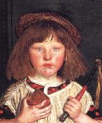 Ford Madox Brown The English Boy oil painting picture wholesale