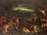 Francesco Bassano the younger Autumn oil painting picture wholesale
