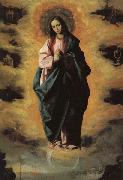 Francisco de Zurbaran Our Lady of the Immaculate Conception oil painting picture wholesale
