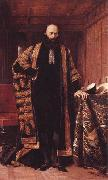 George Richmond Lord Salisbury oil painting picture wholesale