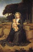 Gerard David Rest on the Flight into Egypt oil painting picture wholesale