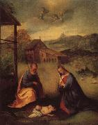 Girolamo Romanino Adoration of the Christ oil painting picture wholesale