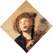 HALS, Frans Boy Playing a Violin oil painting picture wholesale