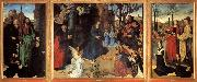 Hugo van der Goes The Portinari Triptych oil painting picture wholesale