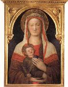 Jacopo Bellini Madonna and Child oil painting artist