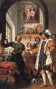 Jacopo da Empoli The Integrity of St. Eligius oil painting picture wholesale
