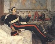 James Tissot Colonel Burnaby oil painting picture wholesale