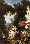 Jean Honore Fragonard The Confession of Love oil painting picture wholesale
