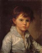 Jean-Baptiste Greuze Count P.A Stroganov as a Child oil painting picture wholesale
