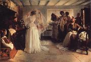John H F Bacon The Wedding Morning oil painting picture wholesale