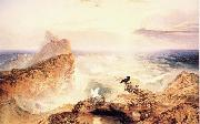 John Martin The Assuaging of the Waters oil painting picture wholesale