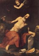 Jusepe de Ribera St.Jerome Hears the Trumpet oil painting picture wholesale