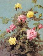 Lambdin, George Cochran Roses oil painting picture wholesale