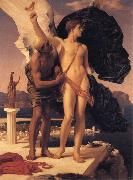 Lord Frederic Leighton Daedalus and Icarus oil painting picture wholesale