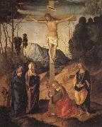 Marco Palmezzano The Crucifixion oil painting picture wholesale