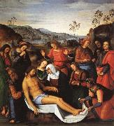 PERUGINO, Pietro The Lamentation over the Dead Christ oil painting picture wholesale