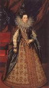 POURBUS, Frans the Younger Margarita of Savoy,Duchess of Mantua oil painting picture wholesale
