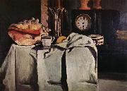 Paul Cezanne The Black Marble Clock oil painting picture wholesale