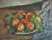 Paul Cezanne Dish of Peaches oil painting picture wholesale
