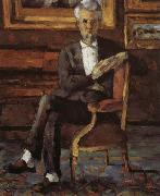 Paul Cezanne Portrait of Victor Chocquet oil painting picture wholesale