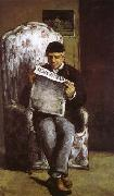 Paul Cezanne Portrait de la mere de l artiste oil painting picture wholesale