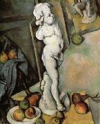 Paul Cezanne Plaster Cupid and the Anatomy oil painting picture wholesale
