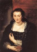 Peter Paul Rubens Portrait of Isabella Brant oil painting picture wholesale