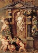 Peter Paul Rubens Statue of Ceres oil painting picture wholesale