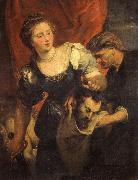 Peter Paul Rubens Judith with the Head of Holofernes oil painting picture wholesale