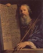 Philippe de Champaigne Moses with th Ten Commandments oil painting picture wholesale