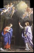Philippe de Champaigne The Annunciation oil painting picture wholesale