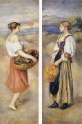 Pierre Renoir The Harsh and The Pearly oil painting picture wholesale