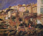 Pierre Renoir Terraces at Cagnes oil painting picture wholesale