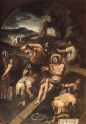 RIBALTA, Francisco Christ Nailed to the Cross oil painting artist